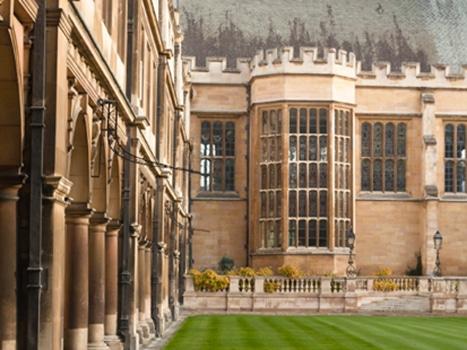 Oxford ou Cambridge